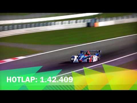 GTP LMP Series- Nurburging Hotlap Audi R8 LMP