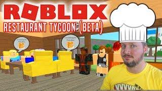 COMKEANS RESTAURANT! - Roblox Restaurant Tycoon Dansk Ep 1