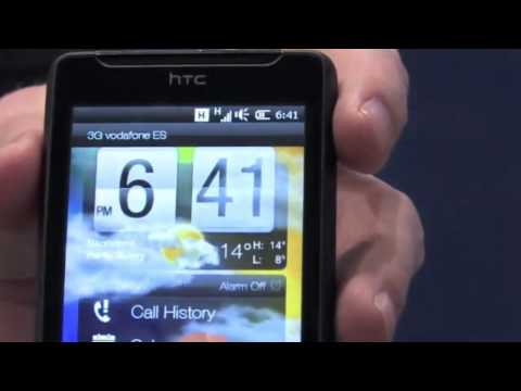 HTC HD Mini - Hands-On