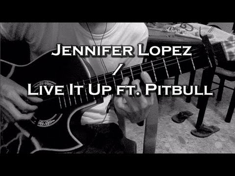 "▶Jennifer Lopez ~ ""Live It Up"" ft. Pitbull◀ 