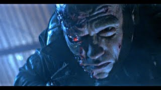 Terminator 2: Final Fight T800 vs T1000 l 4K