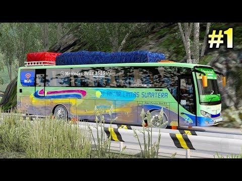 Petualangan Bus ALS Banda Aceh - Merauke - Map Rajawali #1