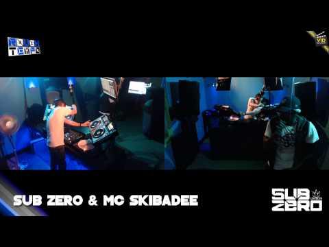 SUB ZERO & SKIBADEE - Rough Tempo LIVE! - September 2013