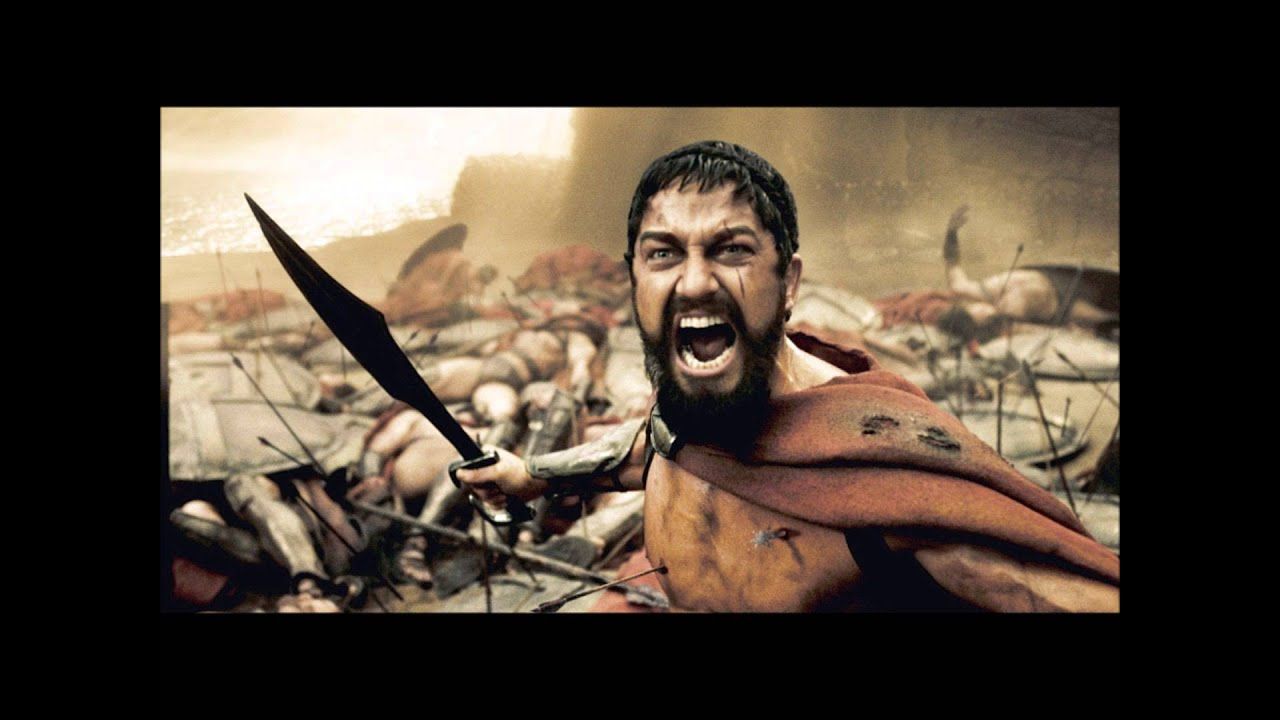 Quotes 300 300 Dubstep This Is Sparta Version  Youtube