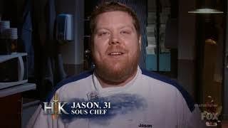 Адская кухня 12 сезон 6 серия