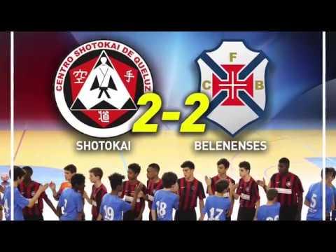 Shotokai 2-2 Belenenses