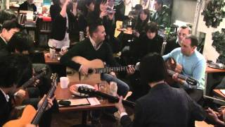 【For Sephora】Stochelo Rosenberg Trio Japan tour 2013 welcome party