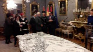Maria Chivite y Concha Andreu se reúnen en Pamplona