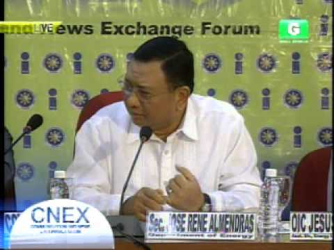 PTV's Communication and News Exchange Forum (CNEX) [01-18-2012]
