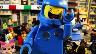 The LEGO Movie 2 The Second Part Saving Bricksburg Stopmotion Compilation! The LEGO Movie ReTeling
