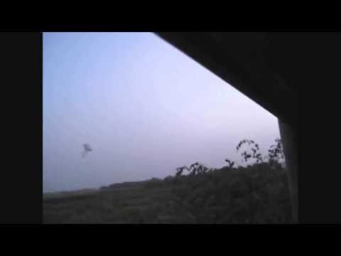 AIRBURST ARTILLERY EXPLODING OVERHEAD   FUNKER530   Segment100 00 11 153 00 00 55 124