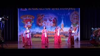 kairali of baltimore christmas and new year 2018 dance – apsaras perry hall