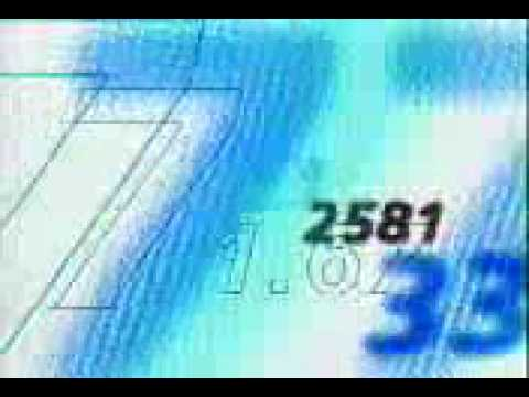 """Global Television Network - """"Negative Colours Countdown"""" ident"""