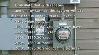 Installing Solar Panels on my Home by Astrum Solar/Direct Energy Solar