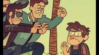 Gravity Falls: I Hate You!
