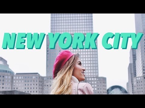 AMERICA VLOG #5 - NEW YORK CITY