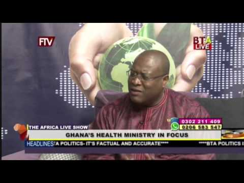 Ghana Health Ministry In Focus