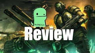 Command and Conquer: Tiberium Alliances gameplay REVIEW - browser MMO RTS (2014)