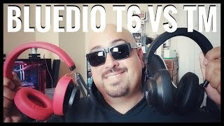 Which one is best for you? | Bluedio T6 vs TM (2018)