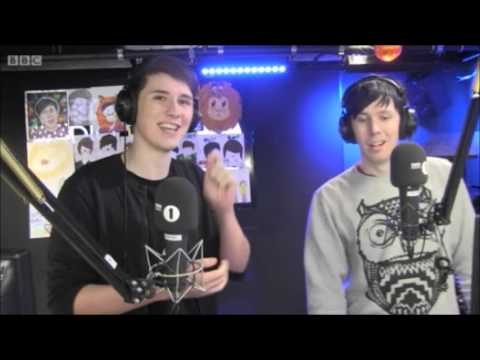 Dan and Phil Radio Show - January 4th, 2016