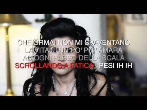 Giusy Ferreri - La scala - Karaoke con testo