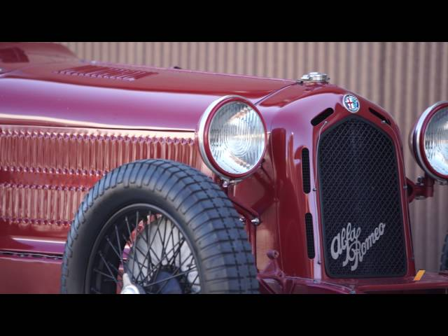 This Pur Sang Alfa Romeo 8C Is Better Than The Original -- /TUNED