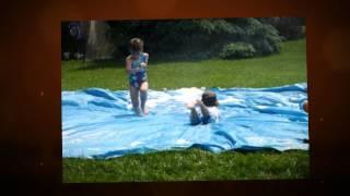 Игры на даче летом. Простые игры для детей