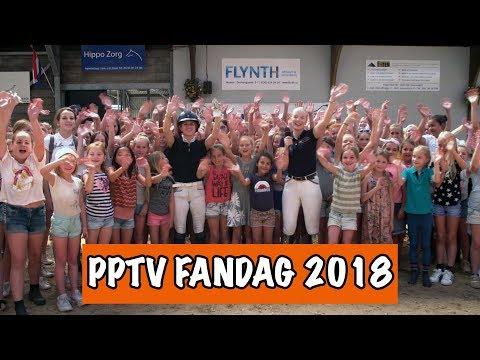 De Grote PPTV Fandag 2018! ZO LEUK   PaardenpraatTV