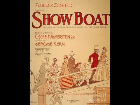 Kern & Hammerstein II: Show Boat - Make Believe - Jan Clayton, Charles Fredericks (1946)