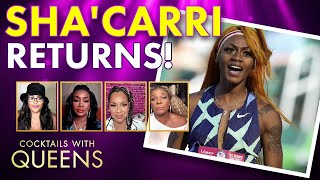 Sha'Carri Richardson Returns from Olympic Suspension!!