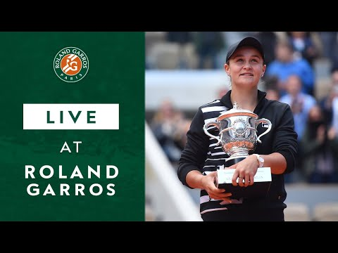 Live At Roland-Garros #15 Women's Singles Final - Daily Show | Roland-Garros 2019