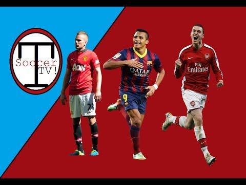 Sanchez To Arsenal? Vermaelen To MANU! Transfer News