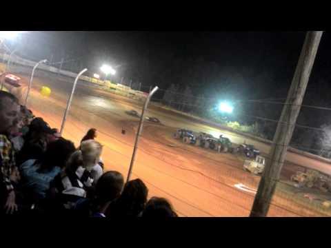 Pony cars- tri county racetrack