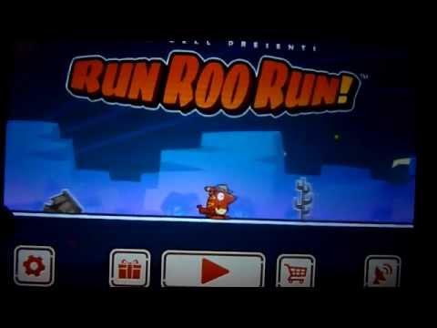 Run Roo Run Game Play iOS