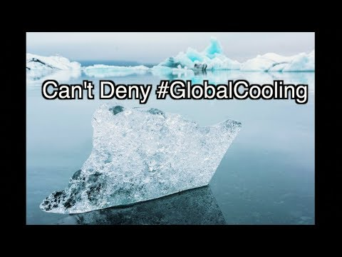 Study after Study Confirms Global Cooling - Do Not Deny this Science!