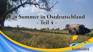 Ein Sommer in Ostdeutschland | Teil 4/4 | Fahrrad Tour S.-Anhalt, Brandenburg, Mecklenburg-Vorp.