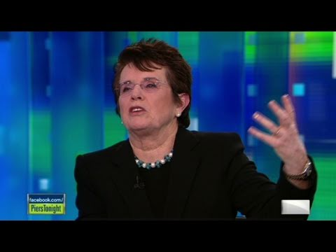 CNN: Billie Jean King on Serena Williams