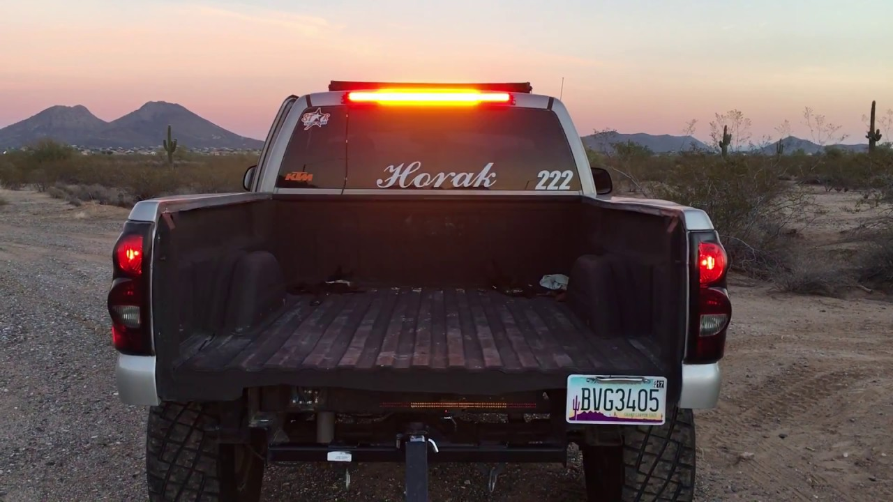 Star light bars truck led rear chase light demo youtube star light bars truck led rear chase light demo mozeypictures Images