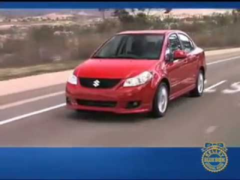 2008 suzuki sx4 sport review kelley blue book youtube. Black Bedroom Furniture Sets. Home Design Ideas