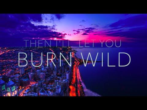 Rozes - Burn Wild (Young Bombs Remix - Lyric Video)