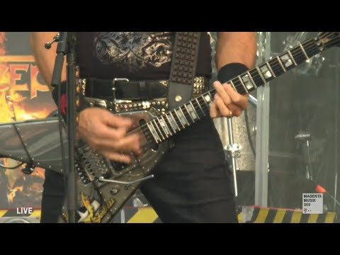 Accept - Die By The Sword (Live Wacken 2017)