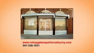 Rolling Gate Repair Brooklyn 347-338-1831 Roll Up Steel Door Repair Brooklyn, Ny Gate Openers