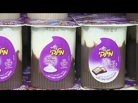Israel: Price of 'milky' pudding sparks row over emigration to Germany