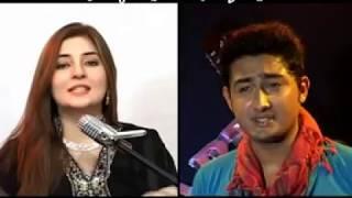 Gulpanra and Shahsawar Classic Song  Da Muhabbat Ne De Nor Se Dee