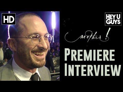 mother! Premiere - Darren Aronofsky Exclusive Interview
