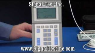TDR Time Domain Reflectometer Part 1 - Basics TDR Cable Tester