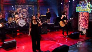 Nelly Furtado - Powerless (Say What You Want) (Live @ Jay Leno) HD