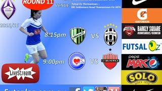 PEPSI WVL & SOLO Youth V-League, Round 11, 2015/16 thumbnail