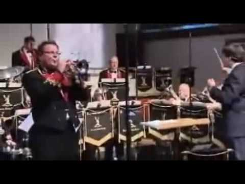 Black Dyke Band - The Dark Side of the Moon (Music Track) on