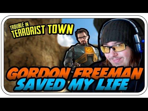 GORDON FREEMAN! - TROUBLE IN TERRORIST TOWN #687 - Let's Play TTT - Dhalucard